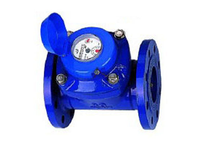 Multi Jet Woltmann Water Meter For Irrigation Hydrometer With Removable Mechanism DN300